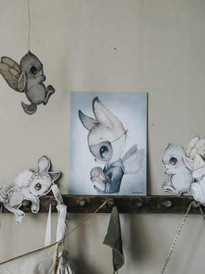 Kids_print_bunny_Mr_James_Mrs_Mighetto