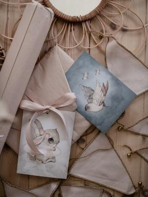 Card_sparrow_bunny_Mrs_Mighetto