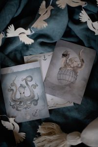 Card_dragon_octopus_Mrs_Mighetto