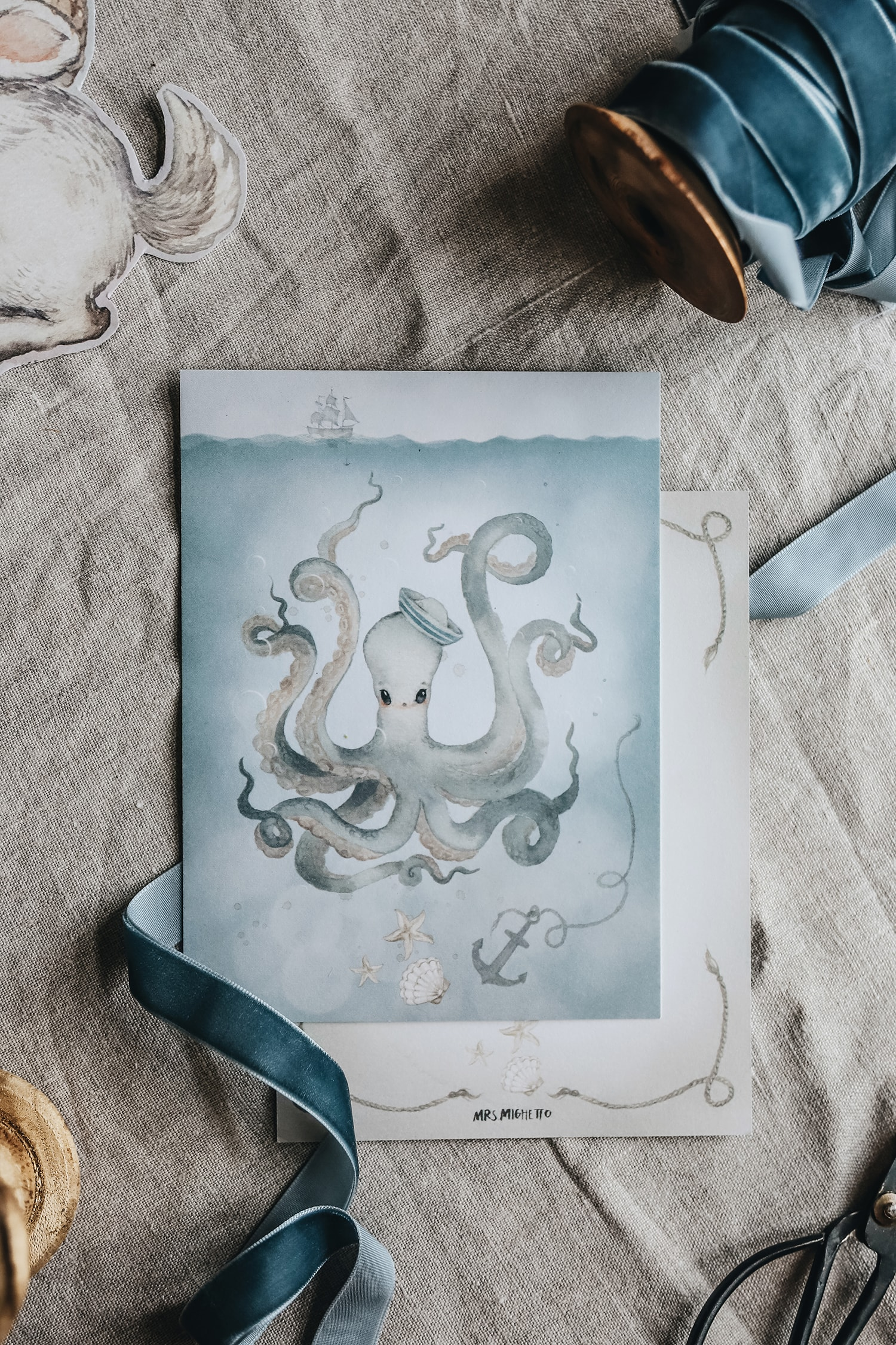Card_octopus_Mrs_Mighetto