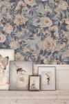 Wallpaper_blue_white_poppies_flowers_romantic_Mrs_Mighetto