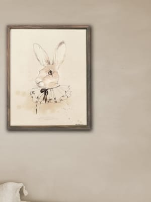 Art_poster_print_art_watercolor_rabbit_Mrs_Mighetto