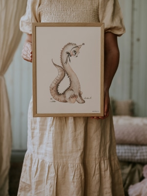 Kids_poster_dinosaur_Mrs_Mighetto