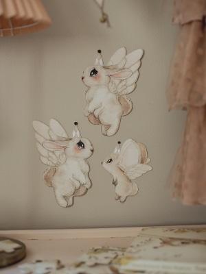 Wallsticker_kids_room_animals_Mrs_Mighetto