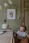 Baby_bib_grey_leaf_Mrs_Mighetto